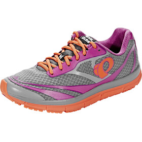 PEARL iZUMi EM Road N2 v3 Running Shoes Women grey/pink